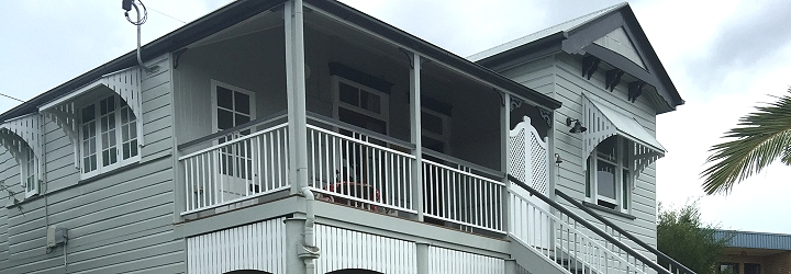 Home renovation and decks Paddington Brisbane Queensland
